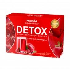MACHA Detox มาช่าดีท็อกซ์ 1 กล่อง