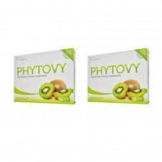 PHYTOVY ดีท็อกซ์ล้างลำไส้ (15 ซอง) 2 กล่อง